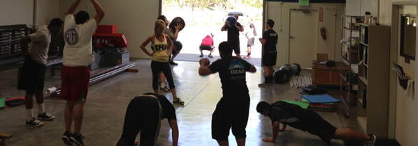 Gear Technology Corporate Wellness with CrossFit La Verne