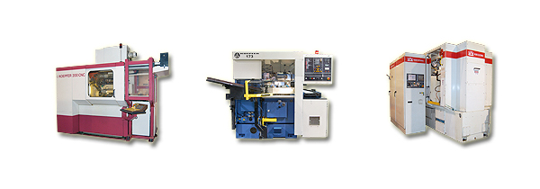 Gear Technology Equipment: GEAR HOBBING MACHINES